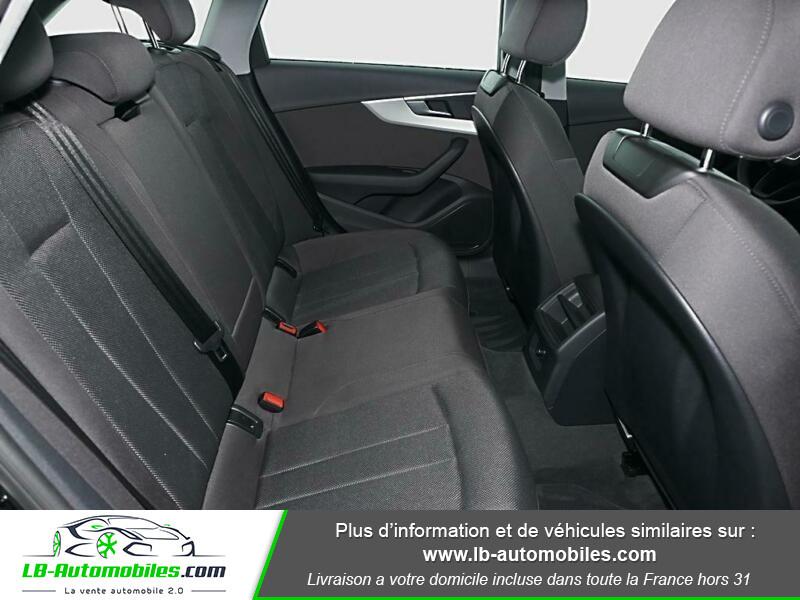 Audi A4 Avant 2.0 TDI 150 S-Tronic Noir occasion à Beaupuy - photo n°6