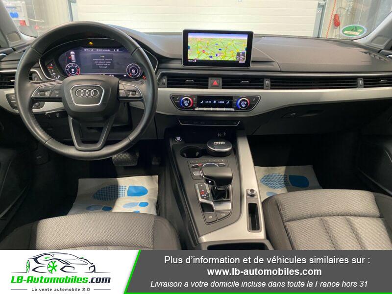 Audi A4 Avant 2.0 TDI 150 S-Tronic Gris occasion à Beaupuy - photo n°2