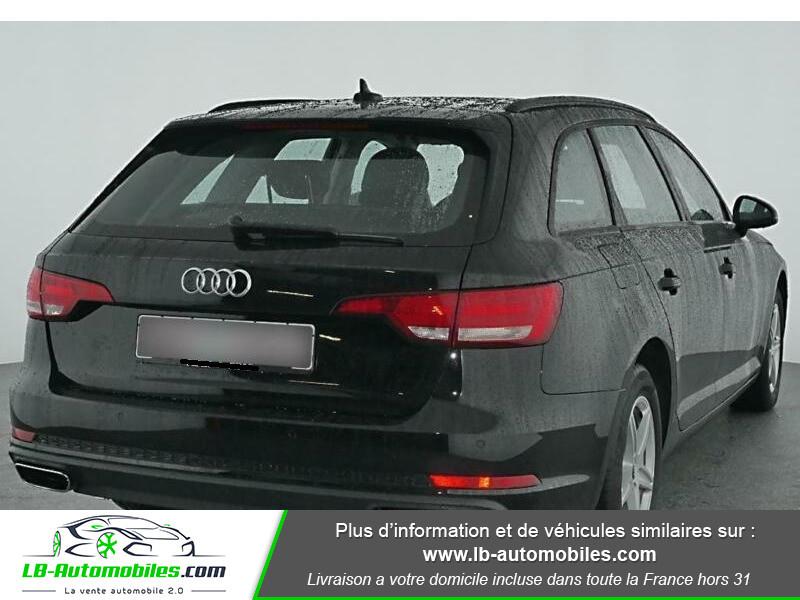 Audi A4 Avant 2.0 TDI 150 S-Tronic Noir occasion à Beaupuy - photo n°3