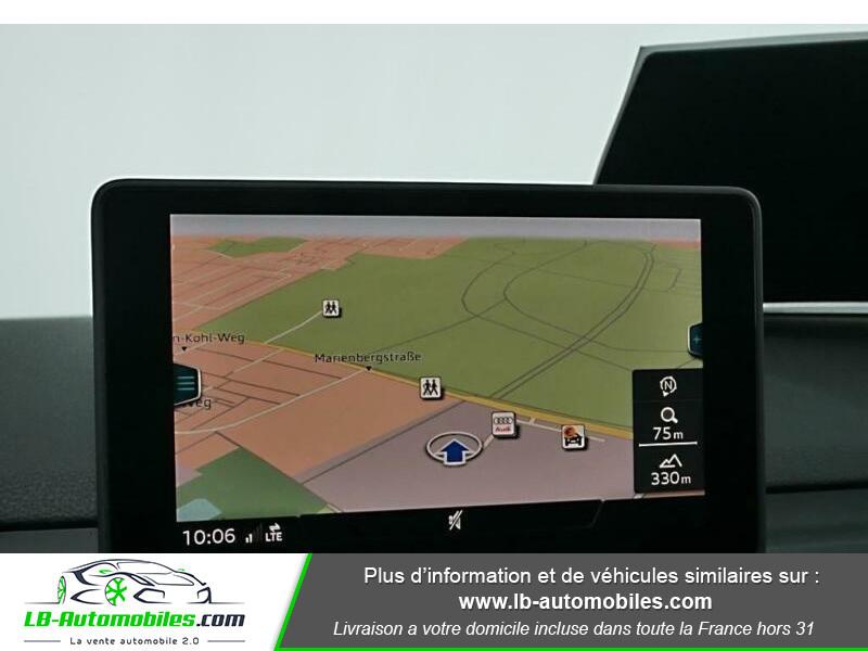 Audi A4 Avant 2.0 TDI 150 S-Tronic Noir occasion à Beaupuy - photo n°7