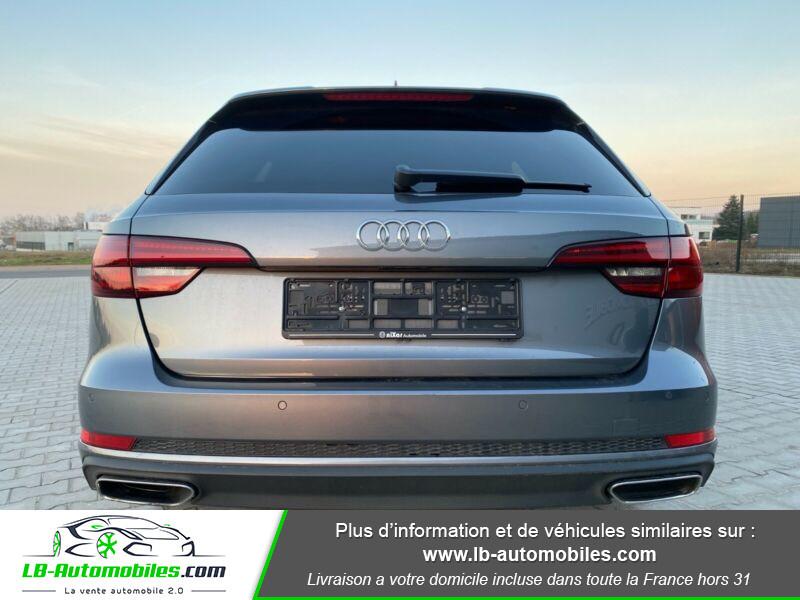 Audi A4 Avant 2.0 TDI 150 S-Tronic Gris occasion à Beaupuy - photo n°4