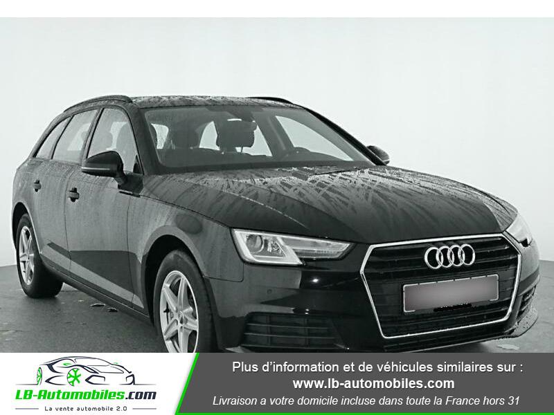 Audi A4 Avant 2.0 TDI 150 S-Tronic Noir occasion à Beaupuy