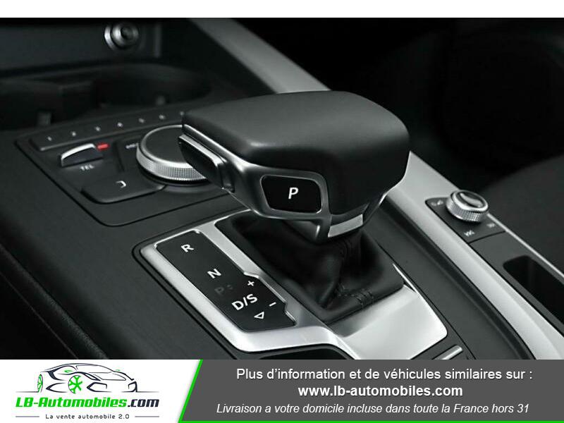Audi A4 Avant 2.0 TDI 150 S-Tronic Noir occasion à Beaupuy - photo n°9
