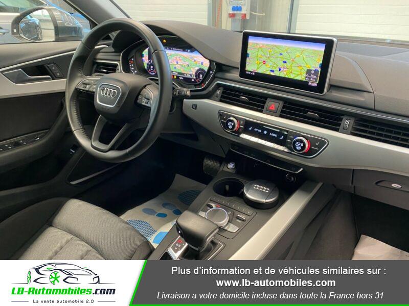 Audi A4 Avant 2.0 TDI 150 S-Tronic Gris occasion à Beaupuy - photo n°5
