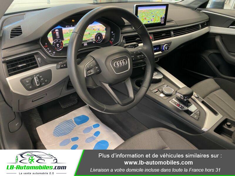 Audi A4 Avant 2.0 TDI 150 S-Tronic Gris occasion à Beaupuy - photo n°6