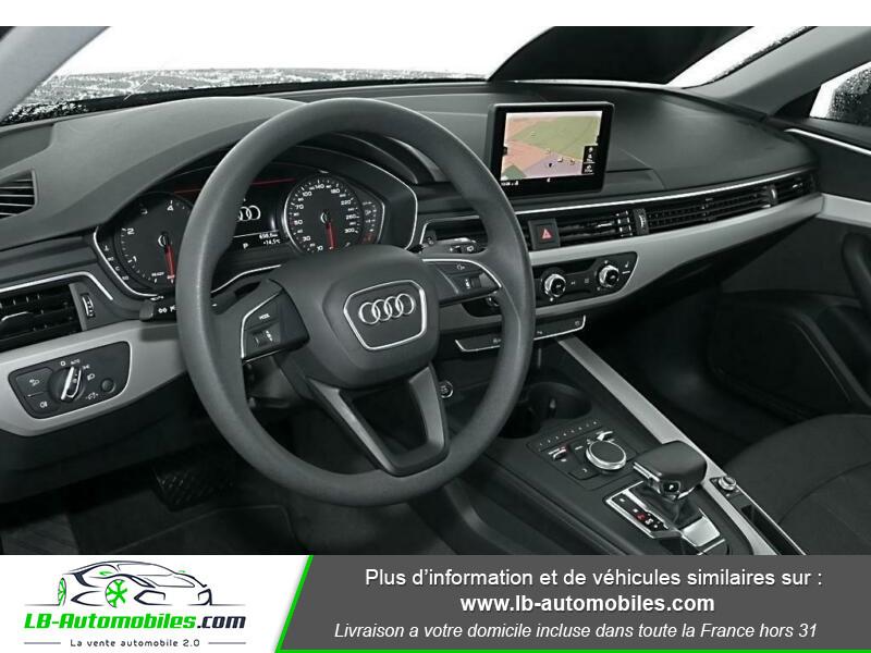 Audi A4 Avant 2.0 TDI 150 S-Tronic Noir occasion à Beaupuy - photo n°2