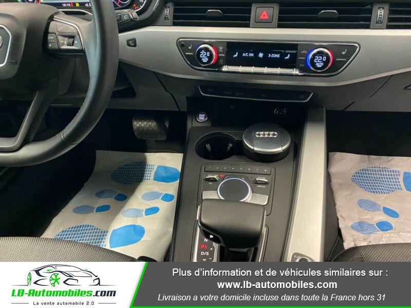 Audi A4 Avant 2.0 TDI 150 S-Tronic Gris occasion à Beaupuy - photo n°7