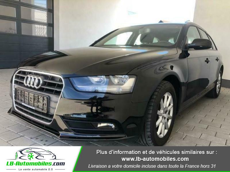 Audi A4 Avant 2.0 TDI 150 Noir occasion à Beaupuy