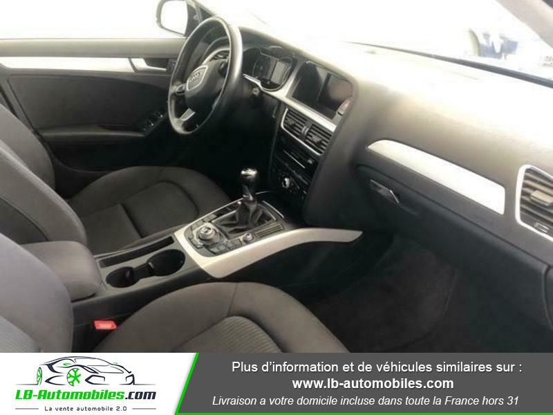 Audi A4 Avant 2.0 TDI 150 Noir occasion à Beaupuy - photo n°4