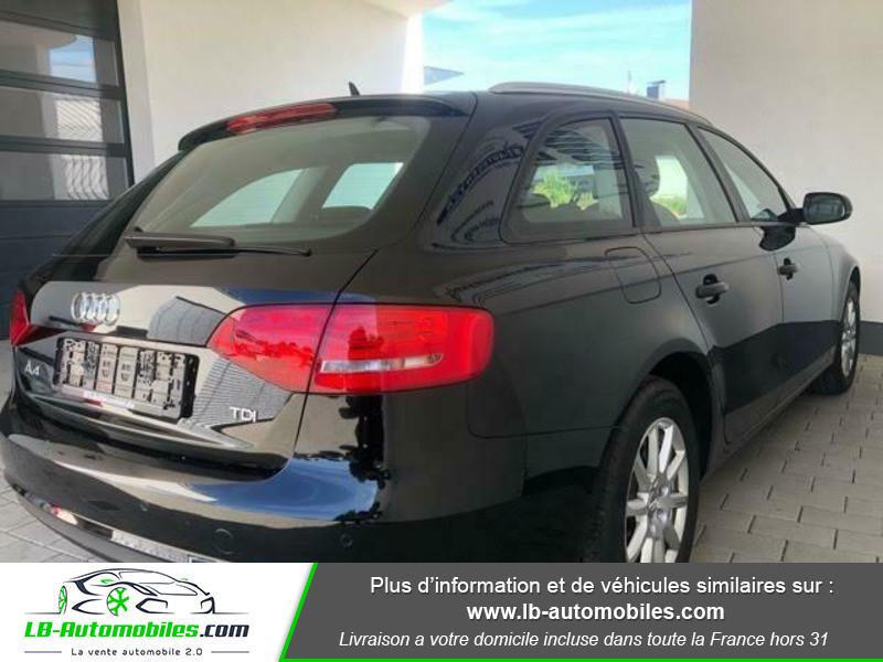 Audi A4 Avant 2.0 TDI 150 Noir occasion à Beaupuy - photo n°3
