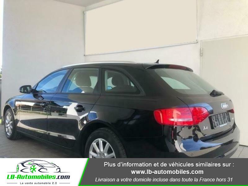 Audi A4 Avant 2.0 TDI 150 Noir occasion à Beaupuy - photo n°6