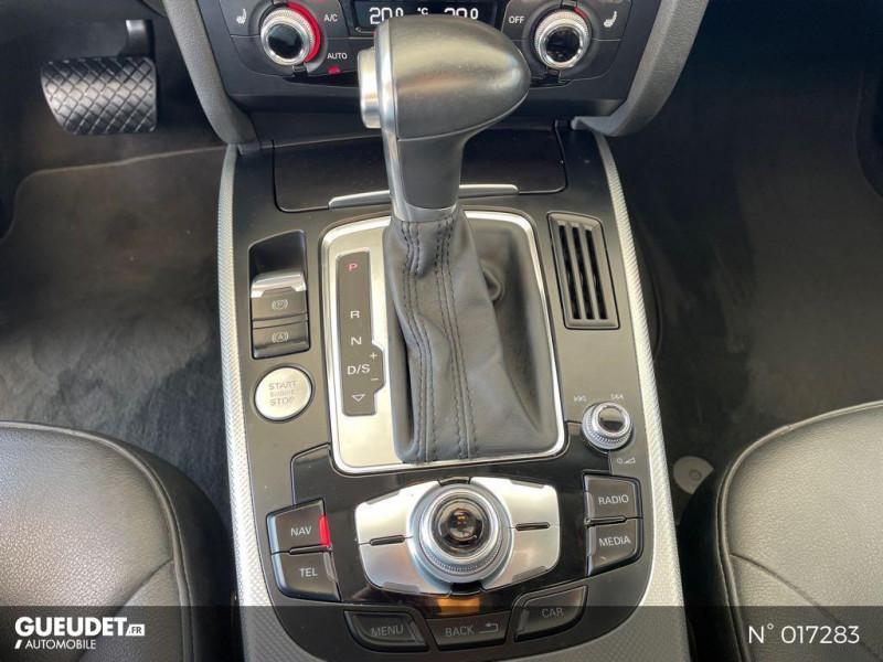 Audi A4 Avant 2.0 TDI 150ch clean diesel DPF Ambition Luxe Multitronic Eur Blanc occasion à Compiègne - photo n°15