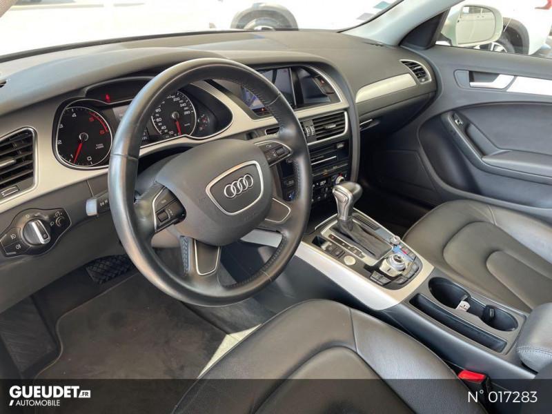 Audi A4 Avant 2.0 TDI 150ch clean diesel DPF Ambition Luxe Multitronic Eur Blanc occasion à Compiègne - photo n°10