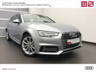 Audi A4 Avant 2.0 TDI 150ch Design Luxe S tronic 7 Argent à Brest 29