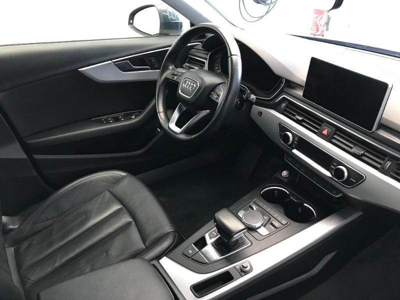 Audi A4 Avant 2.0 TDI 150ch Design Luxe S tronic 7 Gris occasion à Onet-le-Château - photo n°4