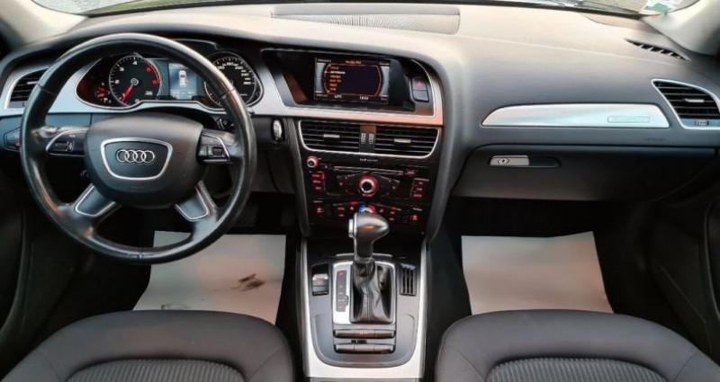Audi A4 Avant 2.0 tdi 190 quattro ambiente s-tronic 06/2014 ATTELAGE TOIT   occasion à Frontenex - photo n°5