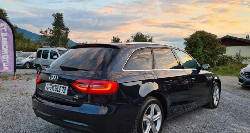 Audi A4 Avant 2.0 tdi 190 quattro ambiente s-tronic 06/2014 ATTELAGE TOIT   occasion à Frontenex - photo n°2