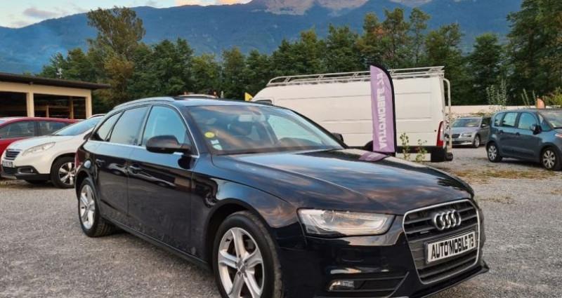 Audi A4 Avant 2.0 tdi 190 quattro ambiente s-tronic 06/2014 ATTELAGE TOIT   occasion à Frontenex - photo n°3