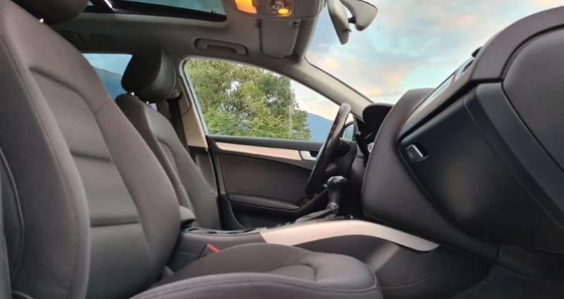 Audi A4 Avant 2.0 tdi 190 quattro ambiente s-tronic 06/2014 ATTELAGE TOIT   occasion à Frontenex - photo n°4