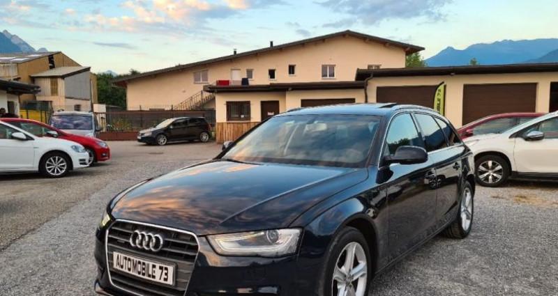 Audi A4 Avant 2.0 tdi 190 quattro ambiente s-tronic 06/2014 ATTELAGE TOIT   occasion à Frontenex