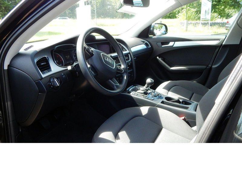 Audi A4 Avant 2.0 TDI Quattro 150 Noir occasion à Beaupuy - photo n°4