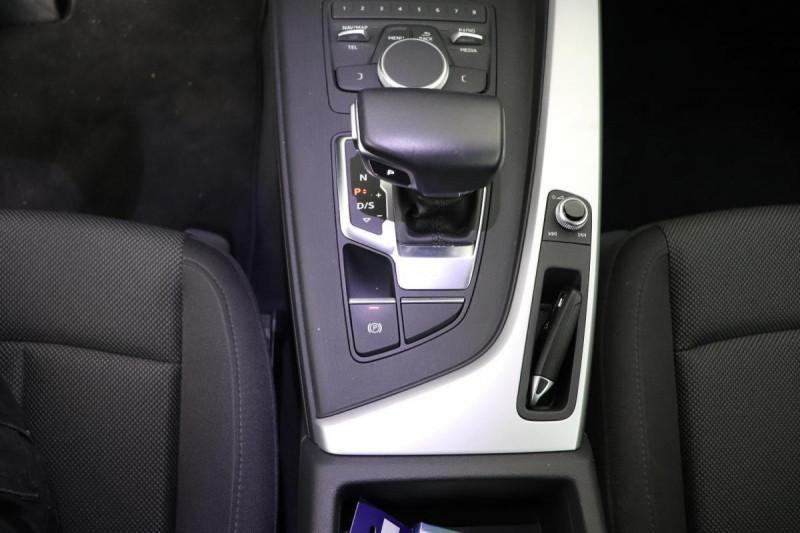 Audi A4 Avant 2.0 TDI ultra 150 S tronic 7 Design Gris occasion à Aubière - photo n°10