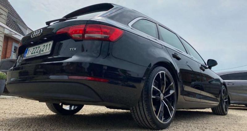 Audi A4 Avant 2.0 TDi Ultra LED - Leder - Navigatie - Cruise - PDC Noir occasion à Zwevegem - photo n°7