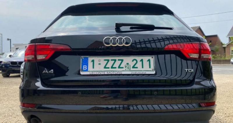 Audi A4 Avant 2.0 TDi Ultra LED - Leder - Navigatie - Cruise - PDC Noir occasion à Zwevegem - photo n°6