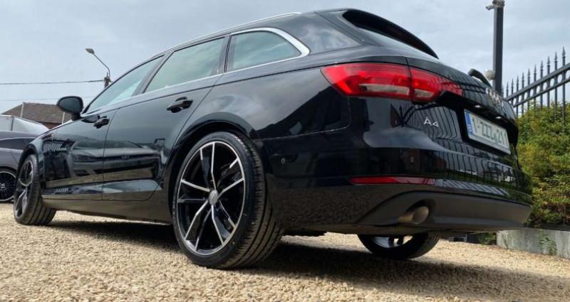 Audi A4 Avant 2.0 TDi Ultra LED - Leder - Navigatie - Cruise - PDC Noir occasion à Zwevegem - photo n°5