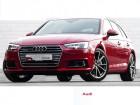 Audi A4 Avant 2.0 TFSI 252 Quattro S Line Rouge à Beaupuy 31