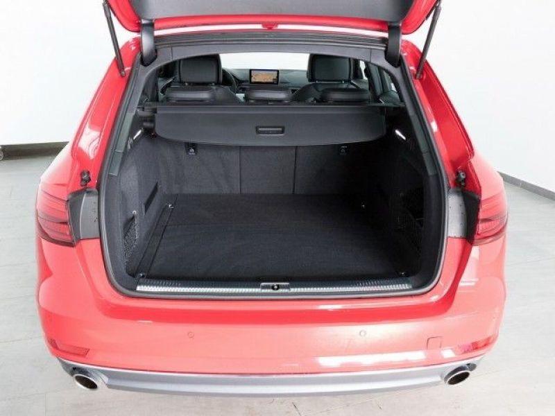 Audi A4 Avant 2.0 TFSI 252 Quattro S Line Rouge occasion à Beaupuy - photo n°8