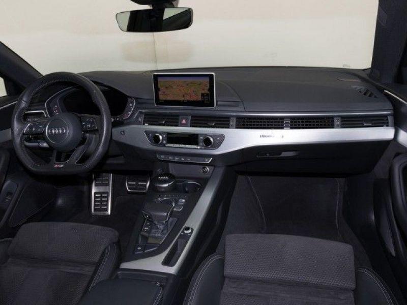 Audi A4 Avant 2.0 TFSI 252 Quattro S Line Rouge occasion à Beaupuy - photo n°2
