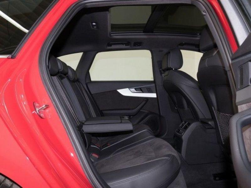 Audi A4 Avant 2.0 TFSI 252 Quattro S Line Rouge occasion à Beaupuy - photo n°5