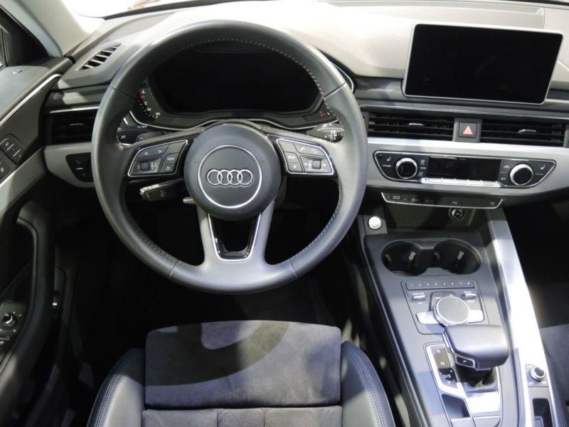 Audi A4 Avant 2.0 TFSI 252 Quattro Gris occasion à Beaupuy - photo n°2
