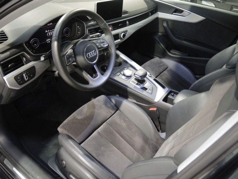 Audi A4 Avant 2.0 TFSI 252 Quattro Gris occasion à Beaupuy - photo n°4