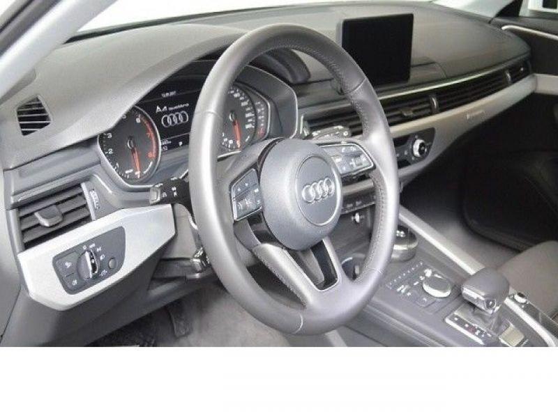 Audi A4 Avant 2.0 TFSI 252 Quattro Blanc occasion à Beaupuy - photo n°6