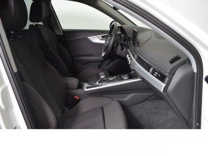 Audi A4 Avant 2.0 TFSI 252 Quattro Blanc occasion à Beaupuy - photo n°4