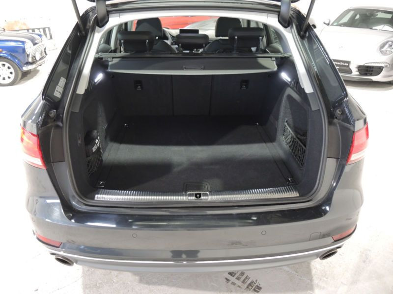 Audi A4 Avant 2.0 TFSI 252 Quattro Gris occasion à Beaupuy - photo n°8