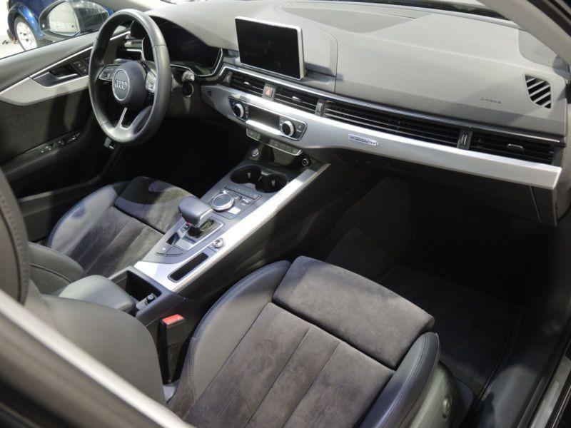 Audi A4 Avant 2.0 TFSI 252 Quattro Gris occasion à Beaupuy - photo n°5