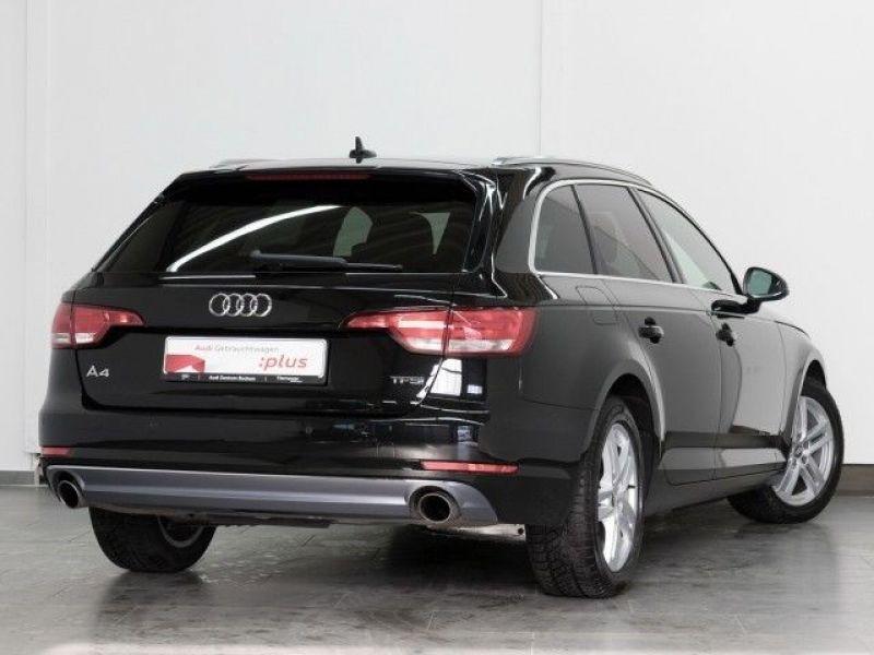 Audi A4 Avant 2.0 TFSI 252 Noir occasion à Beaupuy - photo n°3