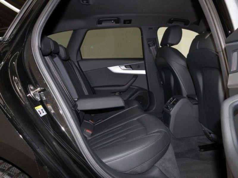 Audi A4 Avant 2.0 TFSI 252 Noir occasion à Beaupuy - photo n°5