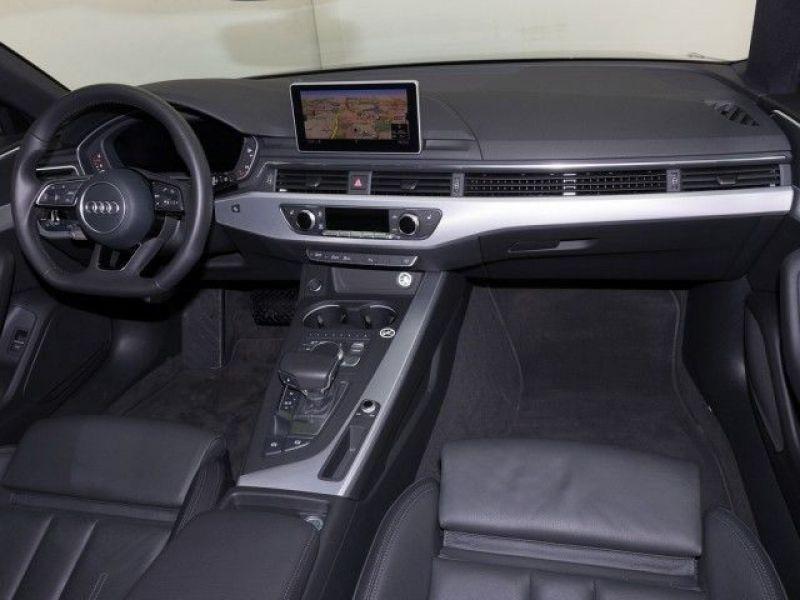 Audi A4 Avant 2.0 TFSI 252 Noir occasion à Beaupuy - photo n°2