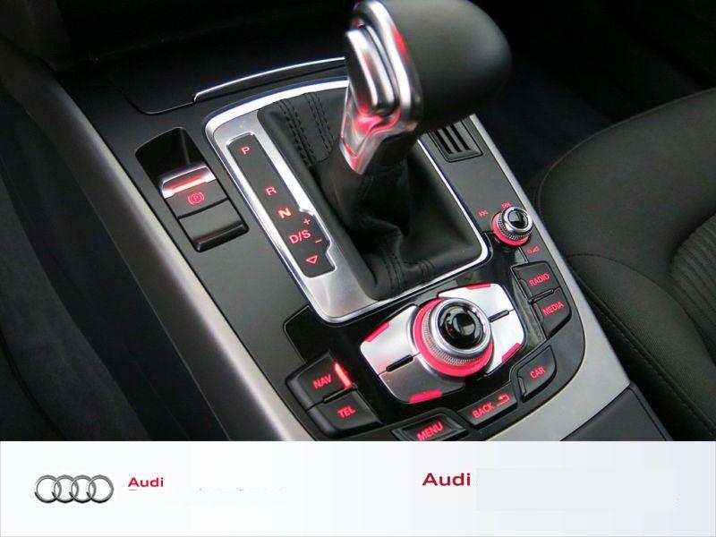 Audi A4 Avant 3.0 TDI 204 Noir occasion à Beaupuy - photo n°7