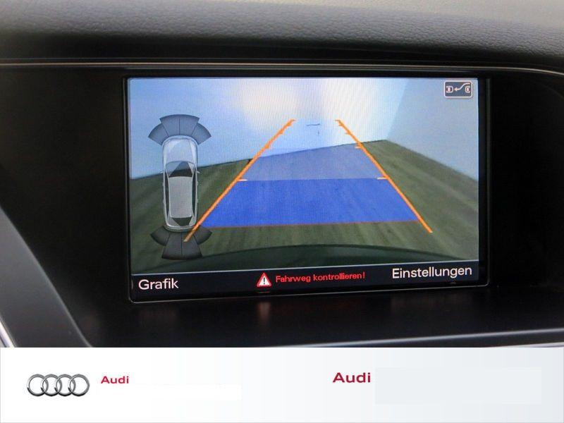 Audi A4 Avant 3.0 TDI 204 Noir occasion à Beaupuy - photo n°8