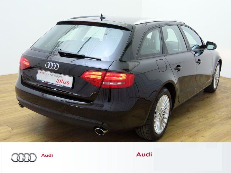 Audi A4 Avant 3.0 TDI 204 Noir occasion à Beaupuy - photo n°3