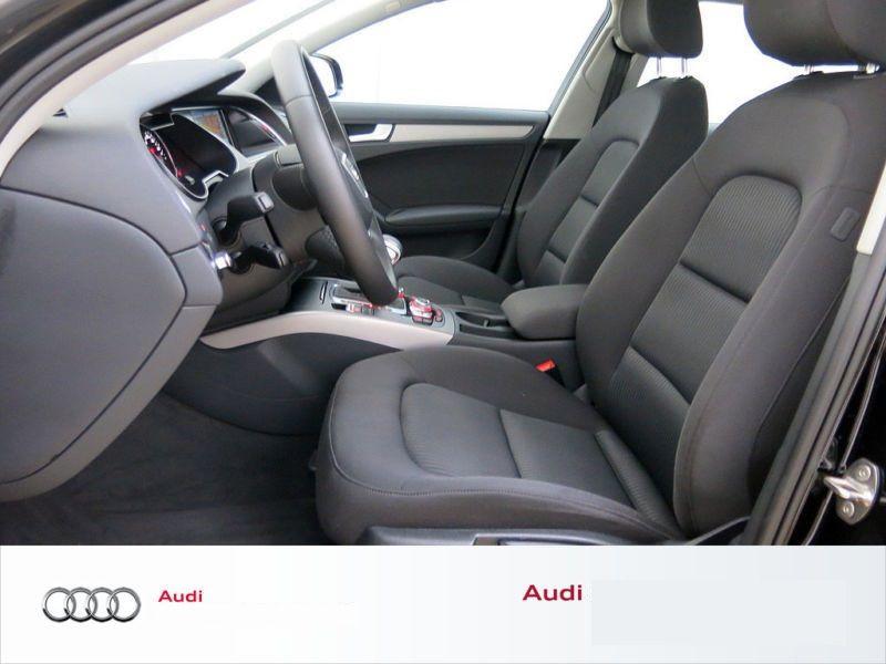 Audi A4 Avant 3.0 TDI 204 Noir occasion à Beaupuy - photo n°4