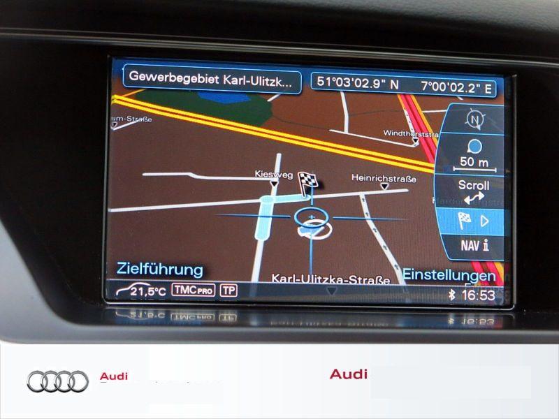 Audi A4 Avant 3.0 TDI 204 Noir occasion à Beaupuy - photo n°6