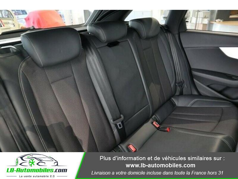 Audi A4 Avant 3.0 TDI 218 S-Tronic Quattro Bleu occasion à Beaupuy - photo n°8