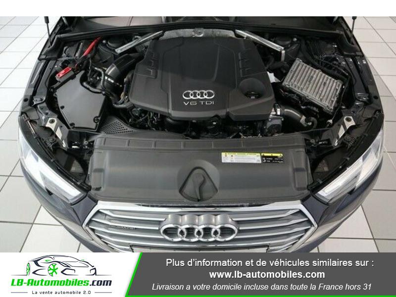 Audi A4 Avant 3.0 TDI 218 S-Tronic Quattro Bleu occasion à Beaupuy - photo n°12