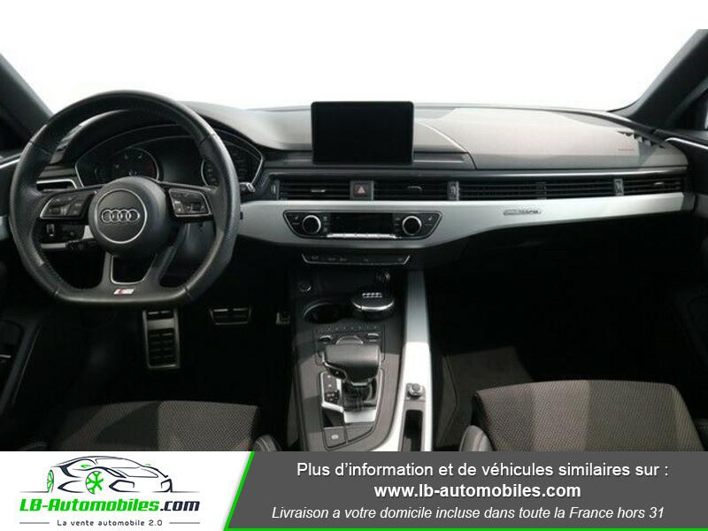Audi A4 Avant 3.0 TDI 218 S-Tronic Quattro Bleu occasion à Beaupuy - photo n°2